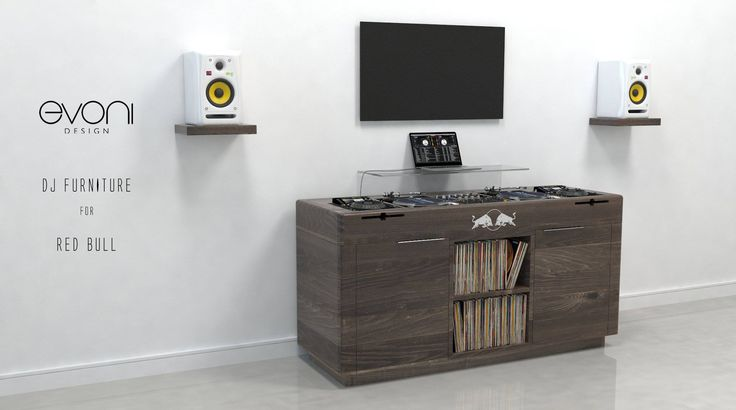 153 Best Images About Home Studio Stand Dj On Pinterest