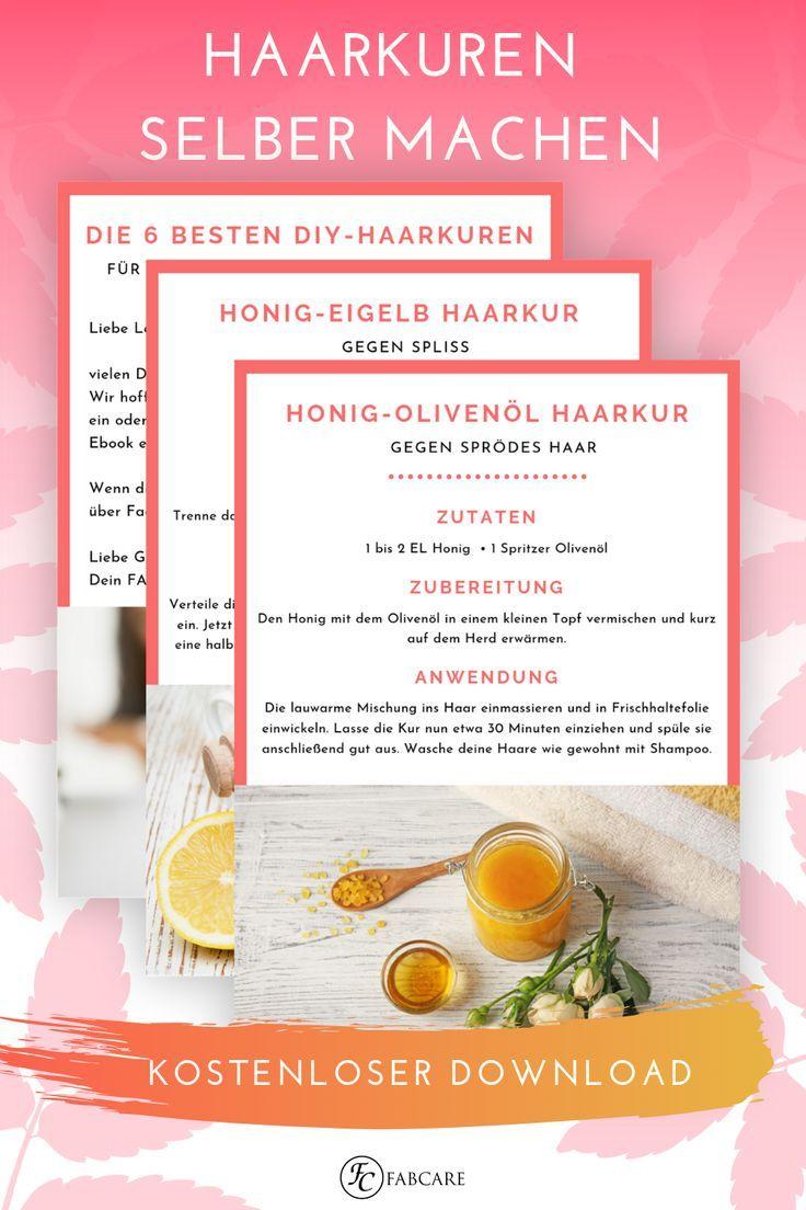#free #simple #simple #hair type #heacure #reze  -  Hautpflege-Rezepte
