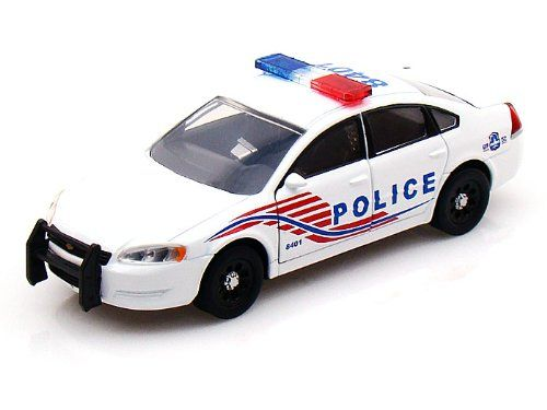 Chevy 0 60 >> 2010 Chevy Impala Washington DC Police Dept. 1/32 | L's 5th bday ideas | Pinterest