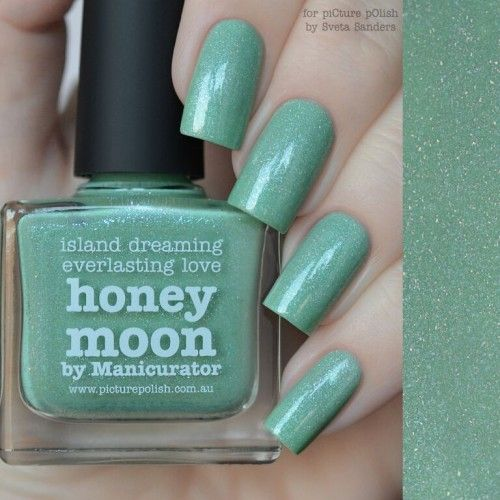 piCture pOlish : Picture Polish Honeymoon Shop here- www.color4nails.com Worldwide shipping available