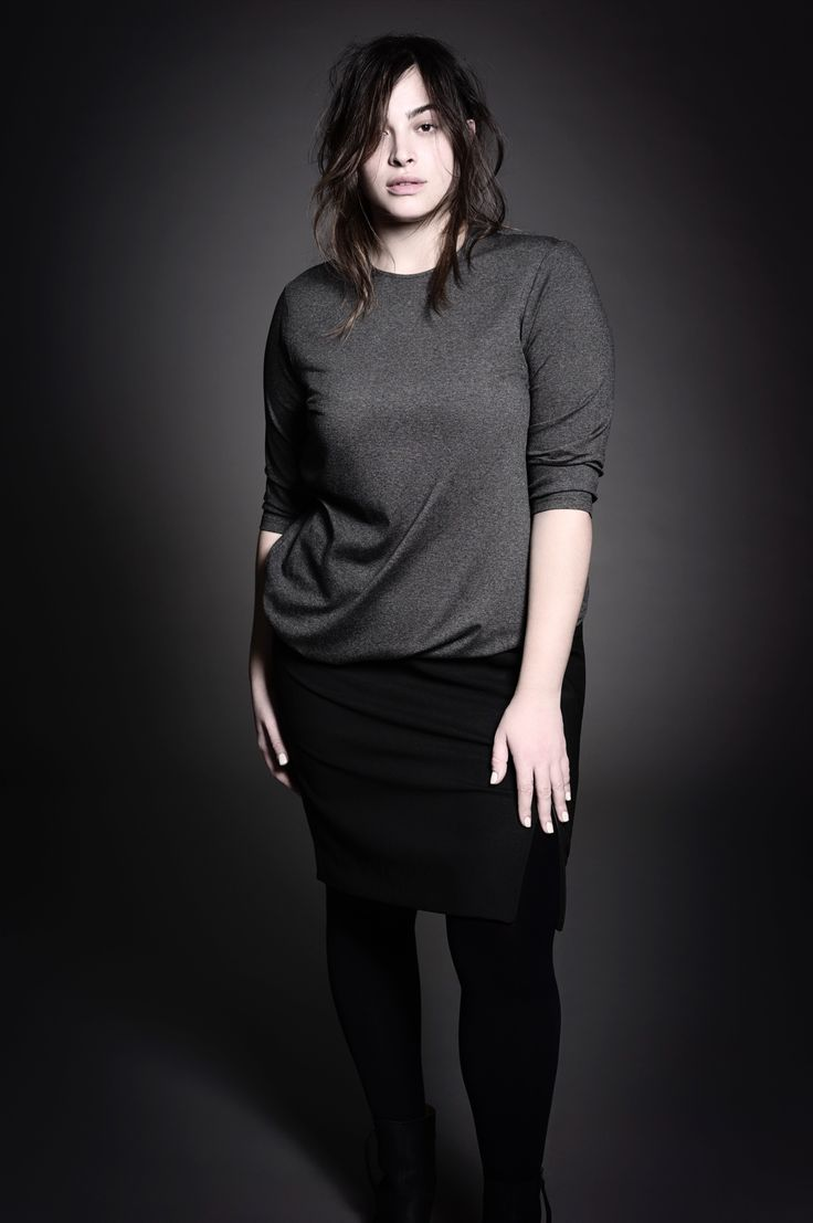 The Curvy Fashionista   New Contemporary Plus Size Designer Label- Universal Standard