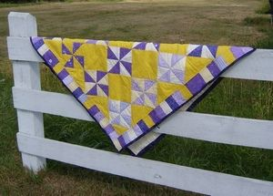 Spencer's Baby quilt