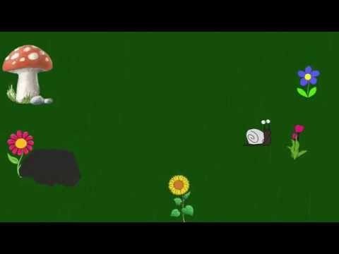 Karaoke: Lilla snigel - sjung med!