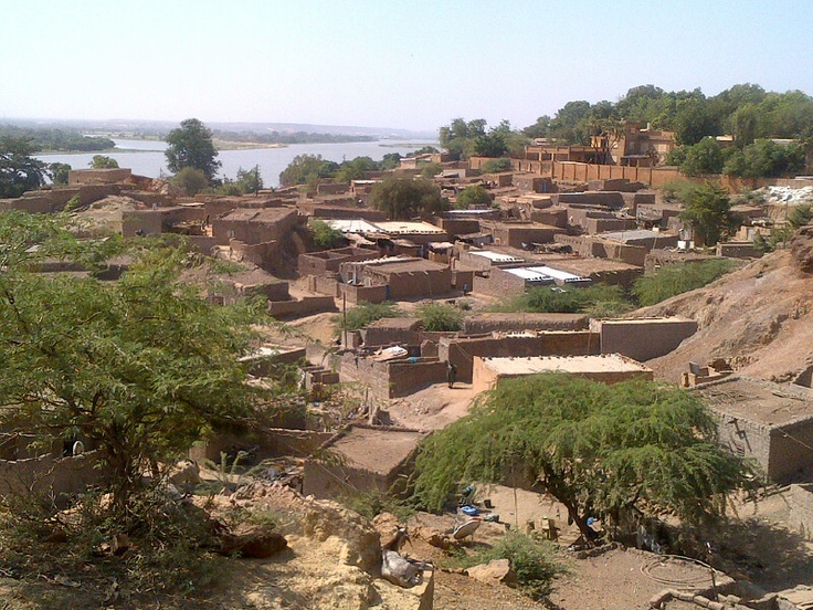 Niamey Niger, Africa. Been there!