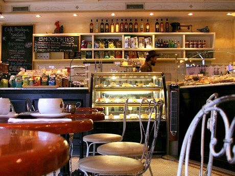 Cafe Angelique Grove Street Nyc