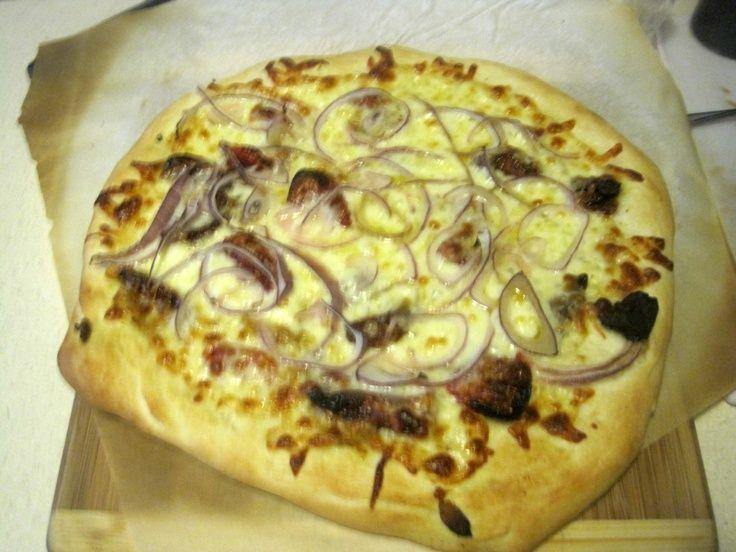 Gorgonzola Pizza Schwangerschaft