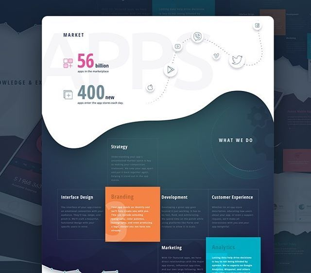 #landing page by uixNinja