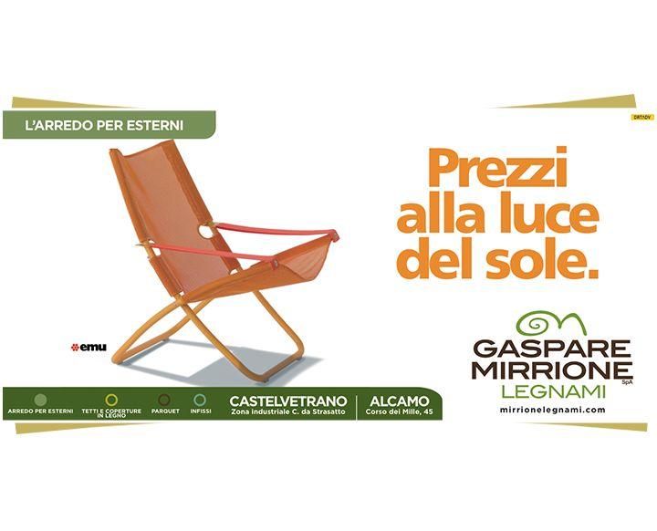 Campagna commerciale multisoggetto per Gaspare Mirrione spa firmata DRT #advertising