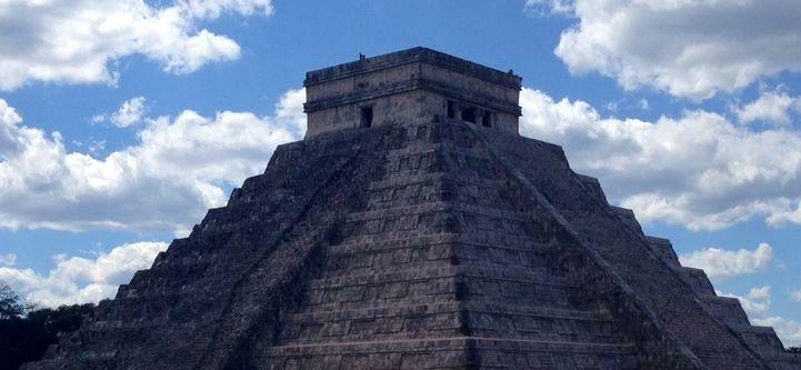 Chichen Itza/Yucatán México
