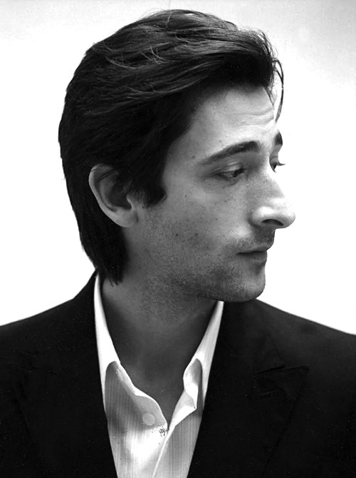 Adrien Brody..not the ... Adrien Brody