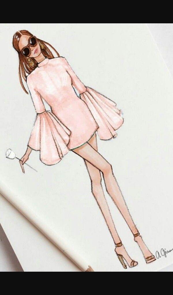 Fashion llustration