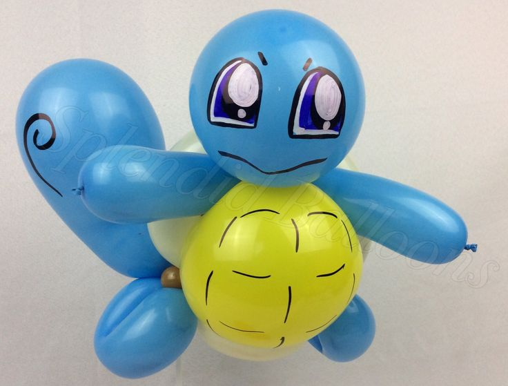 Balloon art, amazing, cool, party, splendid balloons, John Justice, cute, adorable, amazing, California, riverside, Rancho Cucamonga, rancho, fun, gags, Cali, squirtle, Pokemon, Pokie, classic.