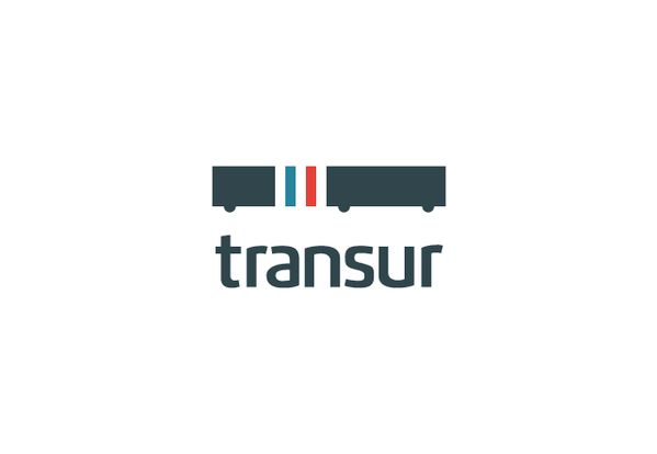 Transur: identity program for a new bus transport system by Santiago Acuña