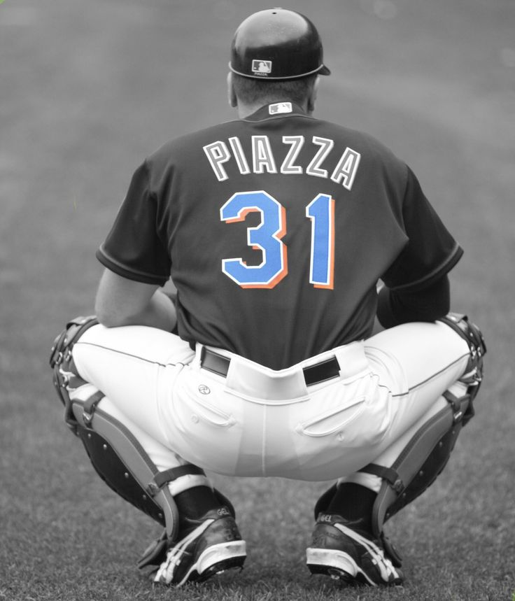 #31 Piazza - New York Mets