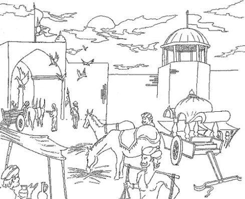 Ms de 25 ideas increbles sobre Dibujos de paisajes en Pinterest