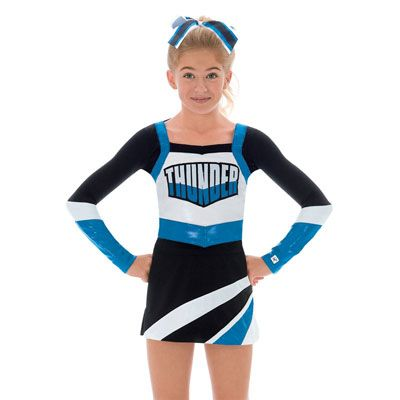 All-Star Uniform by Cheerleading Company. #cheer