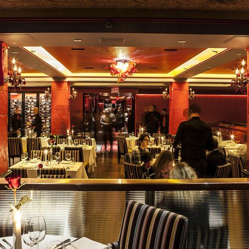 Lincoln Square Steak Restaurant. Within walking distance from Lincoln Center, Lincoln Square Movie Theatre, and located in the heart of Manhattan's Upper West Side, Lincoln Square Steak, a classic steakhouse designed with a nostalgic decor that is reflective of the 1960s era, offers steaks that are dry aged to perfection,