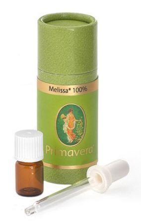 Melissa Oil 100% 1mL (organic/biodynamic) by Primavera