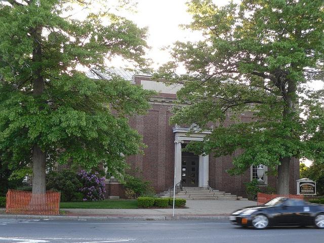 Westfield, Massachusetts by Dougtone, via Flickr the Westfield Atheneum (Public Library)