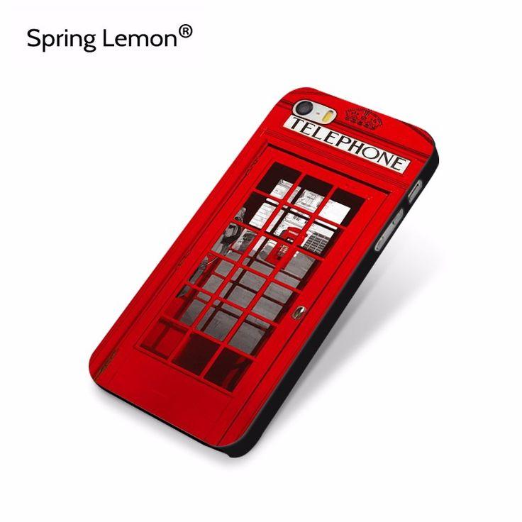 Телефонная будка Ссылка для заказа на AliExpress - http://ali.pub/194vyr #phonecase