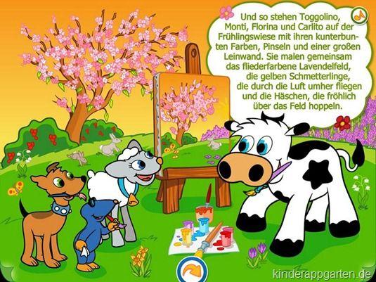 Toggolino Malen | iPad Kinder Apps