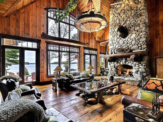 from wholesale log homes