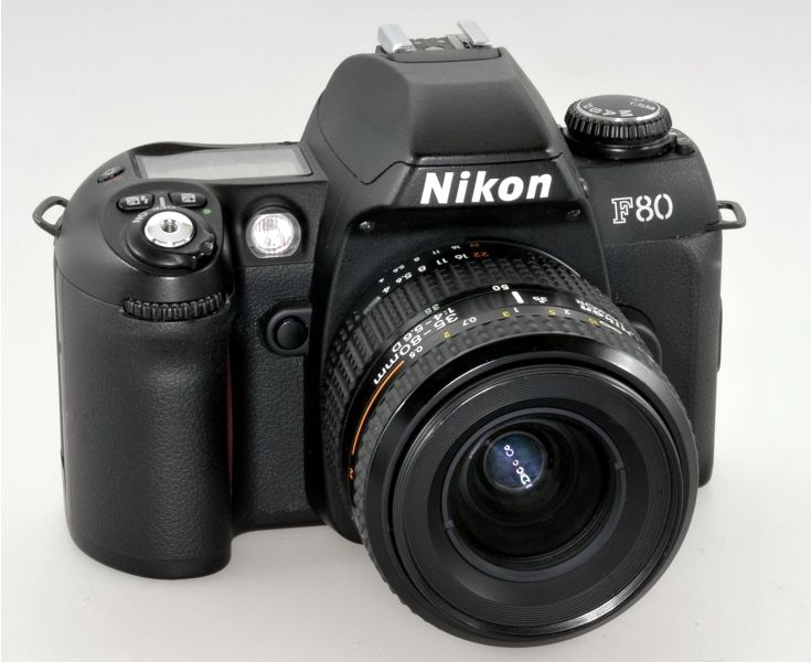 Bought an Nikon F80 camera body for $12 from friends. Welcome back to the world of 35mm film.
