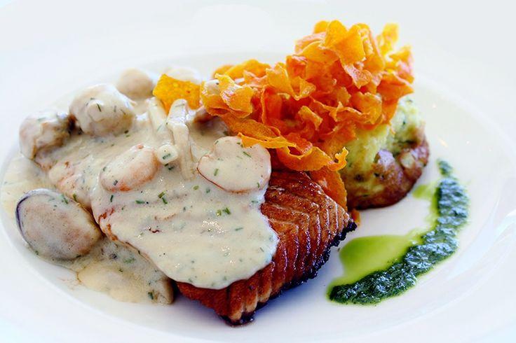 Restaurant Don Joaquín 2014, Viña del Mar.  #Gastronomía #Gourmet #Cocina #HSMChile #HotelSanMartín #RestaurantDonJoaquín #ViñadelMar #Chile #VRegión