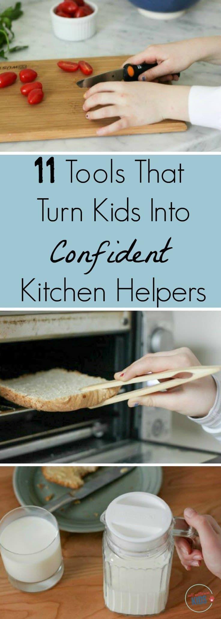 97 best Kids In The Kitchen images on Pinterest | Montessori ...