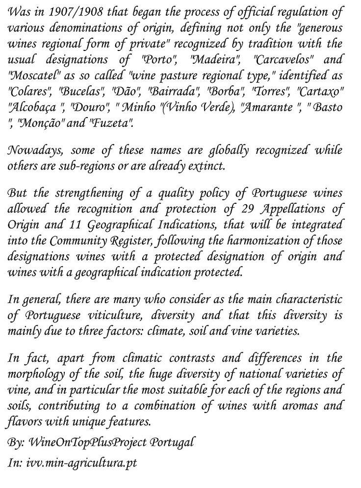 Denominations of origin