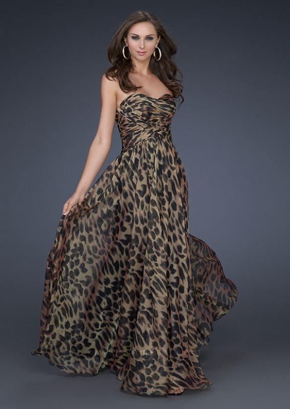 """Leopard Print Dress ("""",) ♥♥♥ It!"""