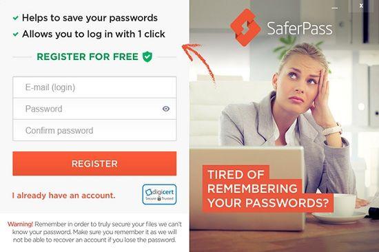 SaferPass est une plate-forme de publicité dangereuse qui peut être utilisé par plusieurs adwares et programmes financés par la publicité pour transmettre leurs messages commerciaux. annonces sont rien de nouveau pour les distributeurs de logiciels malveillants. Ceci est une méthode très courante qui consiste à tromper les visiteurs qui ne savent pas mieux que leur navigateur est à jour et ils ont besoin de mettre à jour tout de suite afin de continuer. SaferPass forme pour entrer dans un…