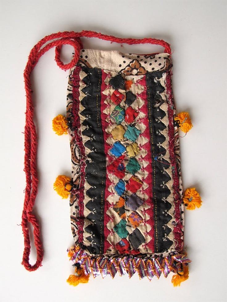 Gujurat - bag made by Nirona tribal women in Kutch