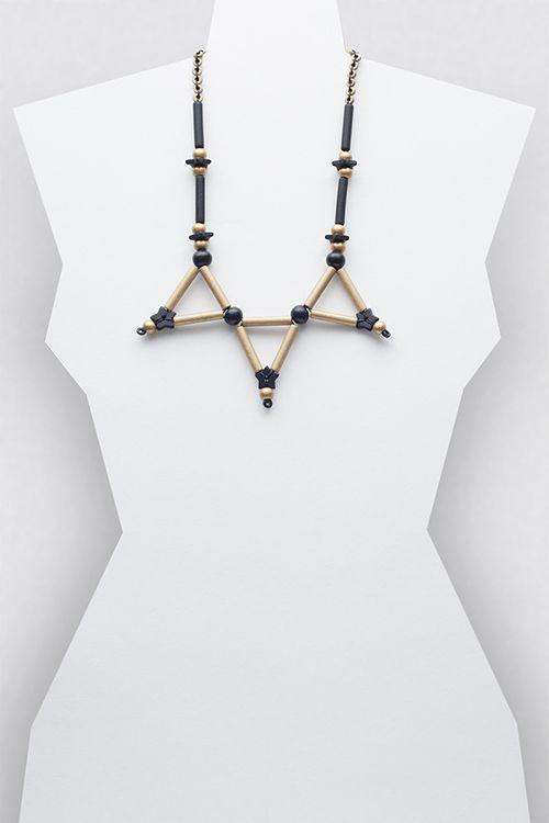 Stella Necklace #necklace #jewellery #jewelry #fashionaccessories #accessories #beadednecklace #ceramicbeads #ethnicstyle #bohostyle