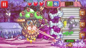 Gunhouse es un juego muy colorido y original de puzzle (rompecabezas) donde el objetivo es combinar una serie de figuras de la misma forma para lograr mas puntos y superar el nivel, es de la misma temática del Candy Crush, sus animaciones son muy buenas nos recuerda mucho a esos dibujos animados de los años 40, creado y o actualizado por los estudios Necrosoft Games en la fecha de 18 de octubre de 2017, actualmente esta en la versión 1.8 compatible con Android 4.1 en adelante y apto para…