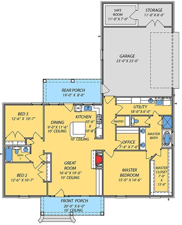 Best 25 safe room ideas on pinterest for Safe room design plans