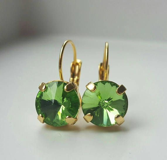 Check out this item in my Etsy shop https://www.etsy.com/ca/listing/515548256/peridot-crystal-drop-earringgreen