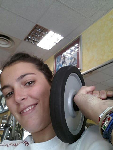 Benedetta Durando indossa xlo+