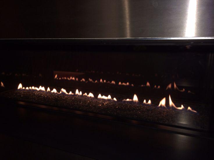 Fire In W Verbier lobby