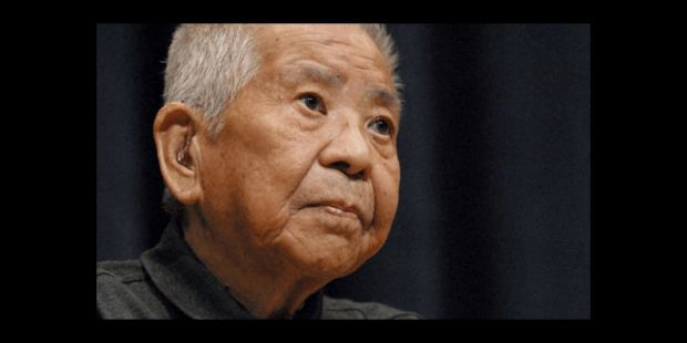 Tsutomu Yamaguchi was in Hiroshima for work when the first A-bomb hit, made it home to Nagasaki for the second, and lived to be 93.