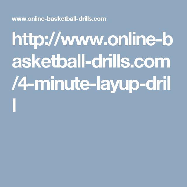 http://www.online-basketball-drills.com/4-minute-layup-drill