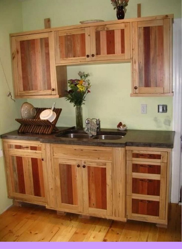 Dark, light, oak, maple, cherry cabinetry and wood mode ...