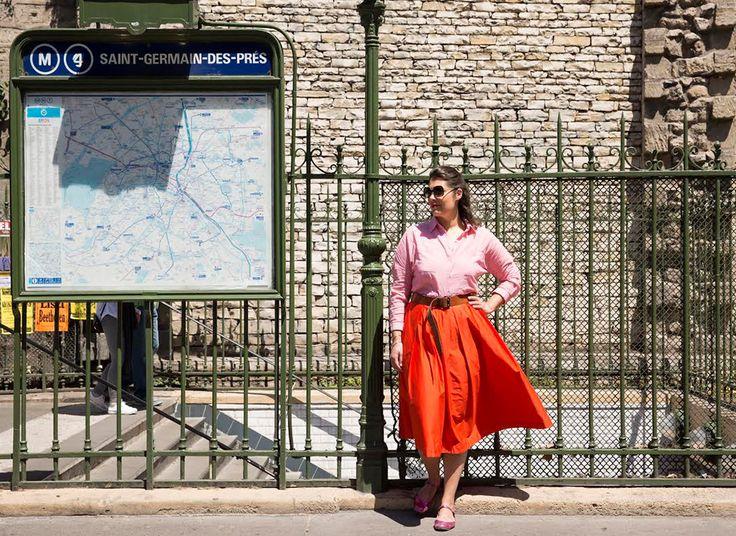 Style Trip à Paris Avec Elise Simian