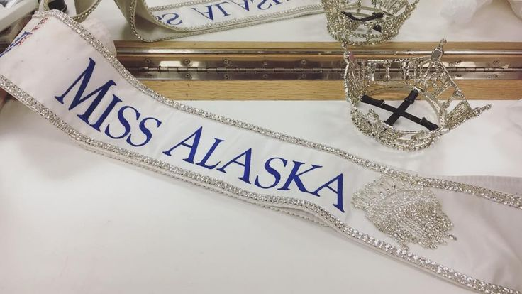 """159 Likes, 4 Comments - Miss Alaska (@missamericaak) on Instagram: """"Honored to wear a special pin on my sash today in honor of Miss Alaska 1992, Keri Schroeder. This…"""""""