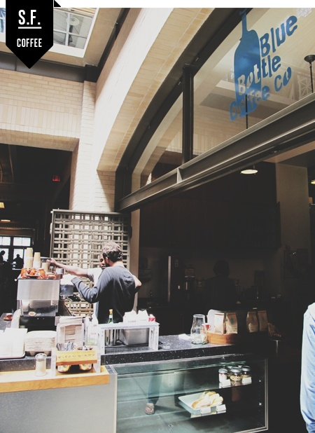 70percentpure: blue bottle coffee