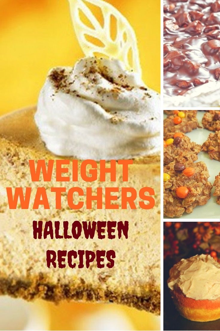 Being on a diet is difficult, especially during the holidays. These Weight Watchers Halloween recipes will be appreciated by anyone trying to lose weight!