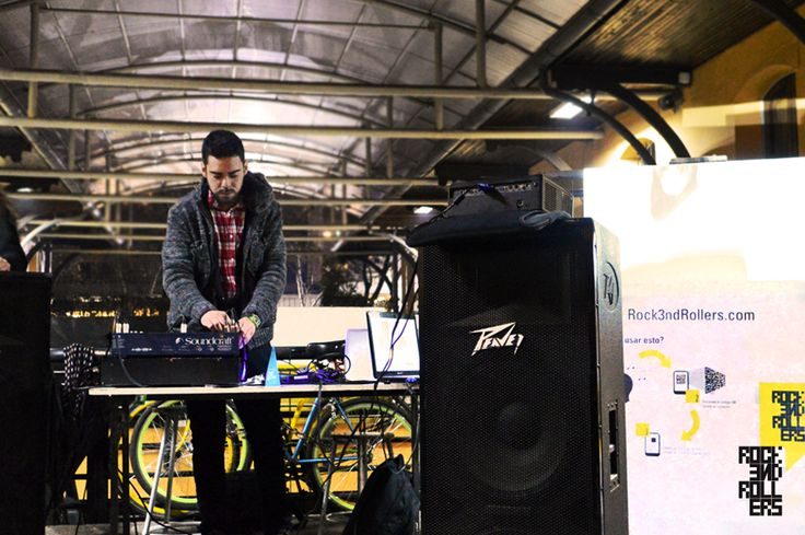 Rock 3nd Rollers: R3R en la Estampida: R3R Dj