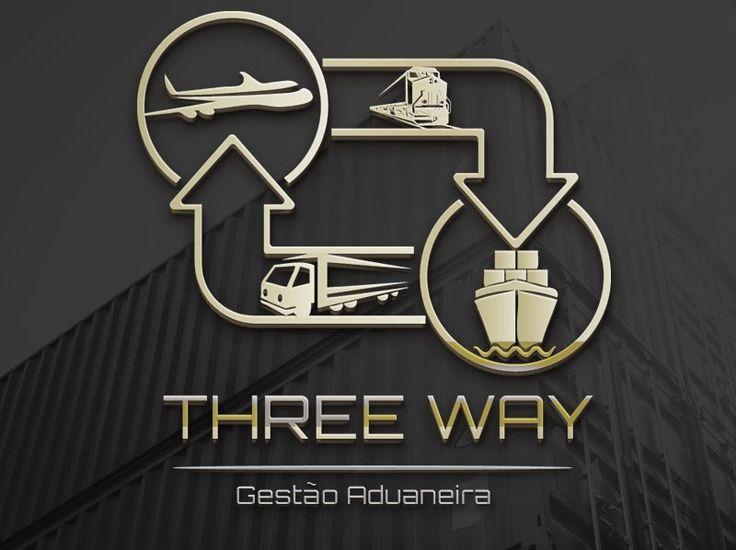 Criação de Logotipo TREE WAY Gestão Aduaneira - FIRE MÍDIA - Agência de Publicidade  http://firemidia.com.br/tree-way-gestao-aduaneira-fire-midia-2/