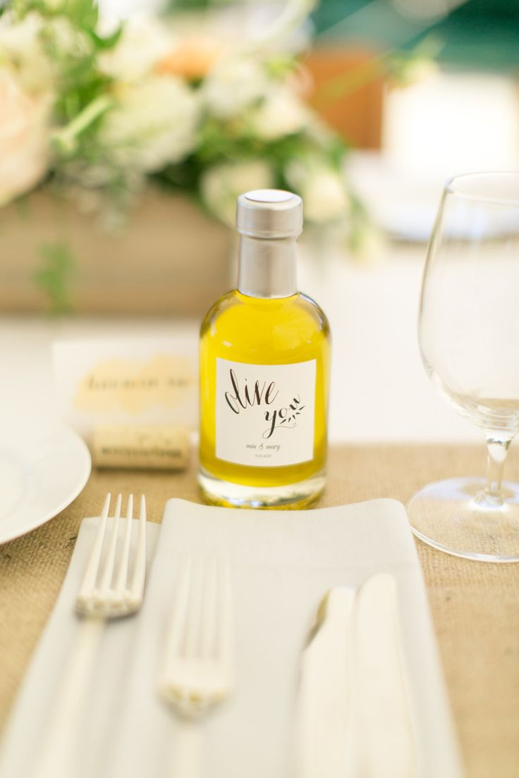 The 25 Best Olive Oil Favors Ideas On Pinterest