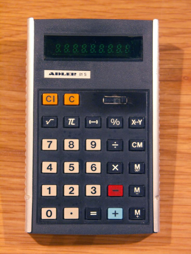 Best Calculators Images On   Calculator Accounting